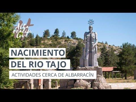Nacimiento del Río Tajo en la Sierra de Albarracin, Teruel