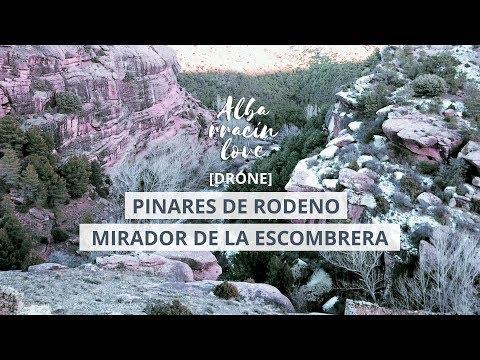 📷🚁ALBARRACIN - Pinares del Rodeno - Mirador de la Escombrera - Barranco del Cabrerizo