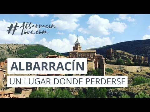 ALBARRACIN🌲⛰😍 Teruel - Aragón (SPAIN) 2018. Uno de los PUEBLOS más BONITOS deL MUNDO 🌎