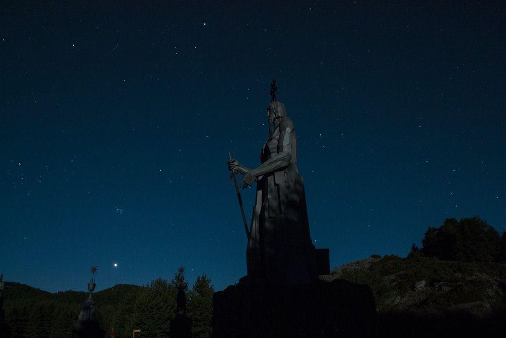 Turismo astronómico en Albarracin
