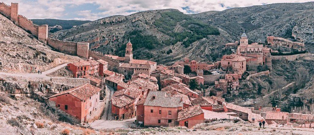 Imagen de Albarracín, Teruel, Aragón