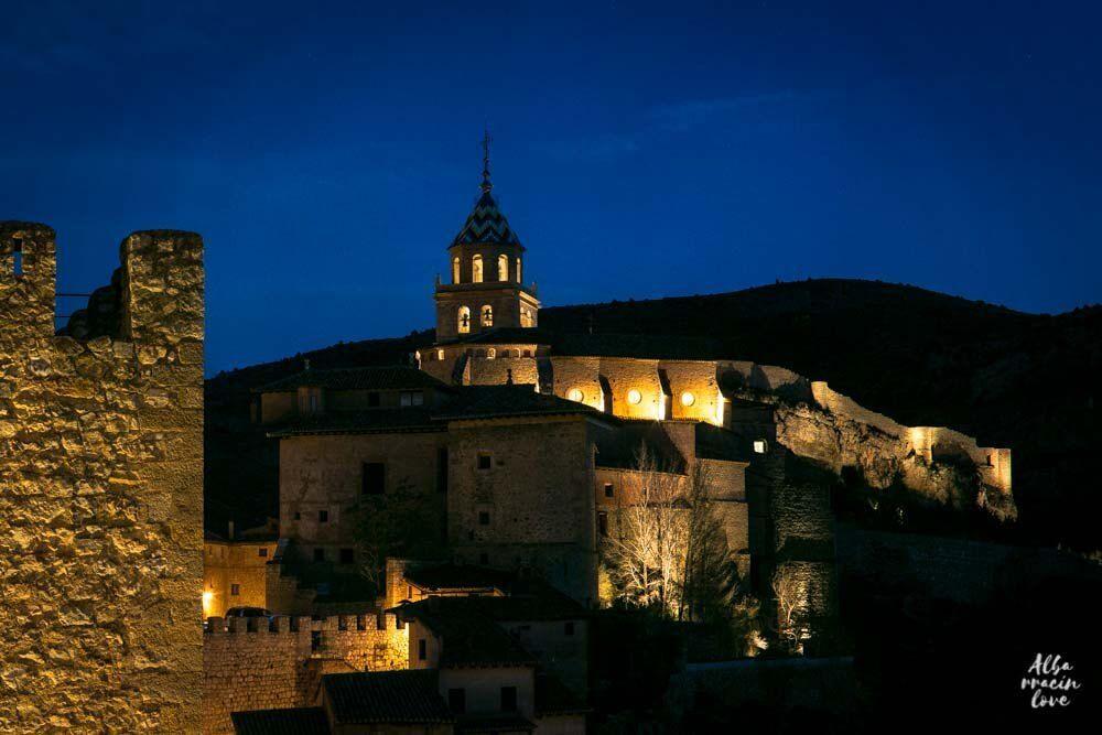 Fotografia que ver en Albarracin en dos días: La Catedral de Albarracin