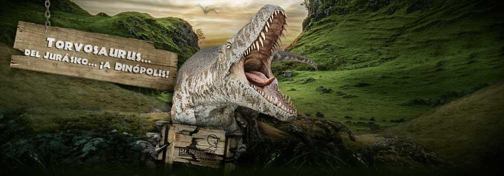 Fotografía de Dinopolis en Teruel