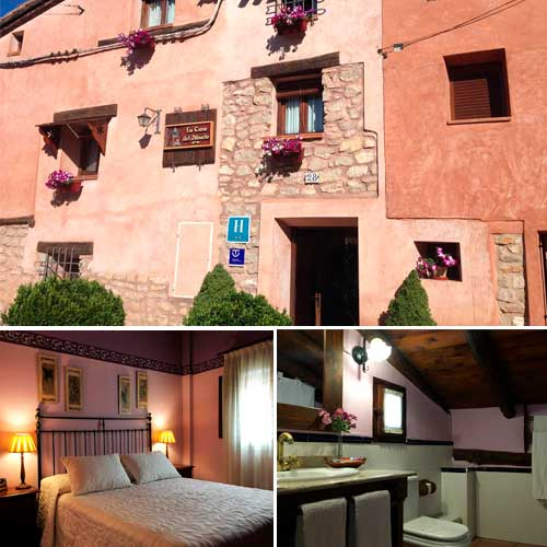 Foto del Hotel Casa del Abuelo, un lugar donde dormir en Albarracin