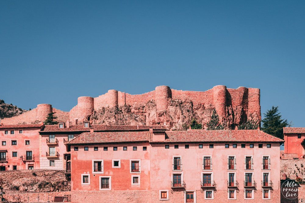 Fotografia del Castillo de Albarracin, una visita obligada