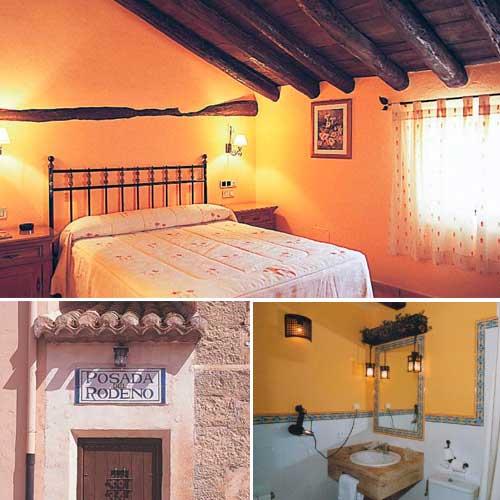 Foto de la Posada de Rodeno en Albarracin