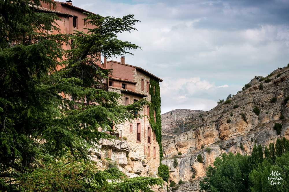 Fotografía de la Casa de la Brigadeira en Albarracin