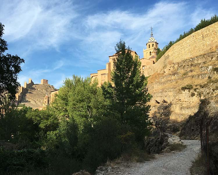 Fotografia de la Catedral de Albarracín